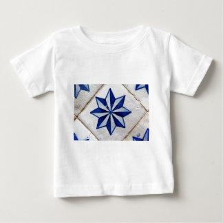 Tiles, Portuguese Tiles Baby T-Shirt