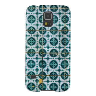 Tiles, Portuguese Tiles Galaxy S5 Covers
