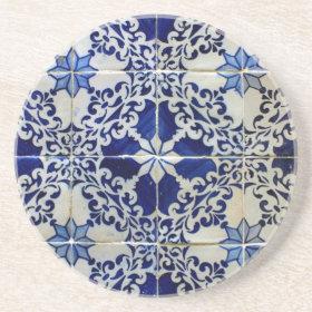 Tiles, Portuguese Tiles Coasters