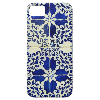 Tiles, Portuguese Tiles iPhone SE/5/5s Case