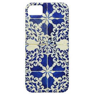 Tiles, Portuguese Tiles iPhone SE/5/5s Case
