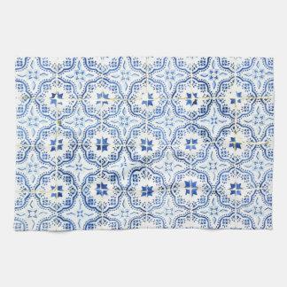 Tiles, Portuguese Tiles Kitchen Towels