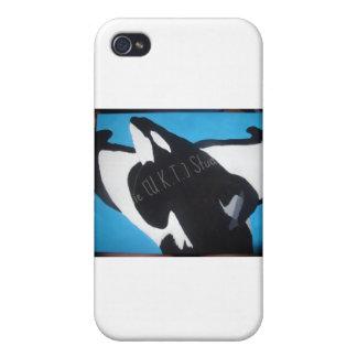 Tilikum iPhone 4 Covers