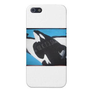 Tilikum iPhone SE/5/5s Cover