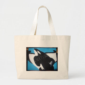 Tilikum Large Tote Bag