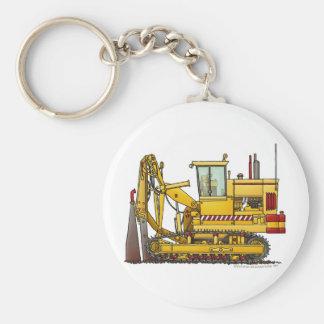 Tiling Machine Construction Key Chains