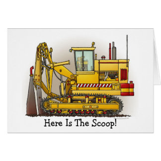 Tiling Machine Construction Note Cards