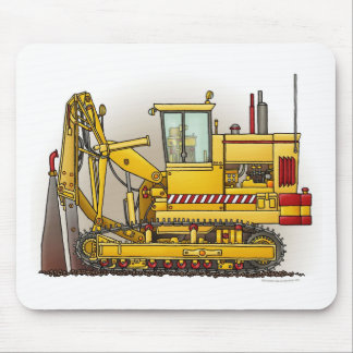 Tiling Machine Mouse Pad