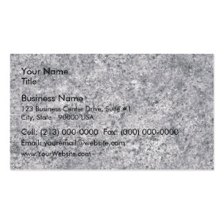 Tiling sand texture Double-Sided standard business cards (Pack of 100)