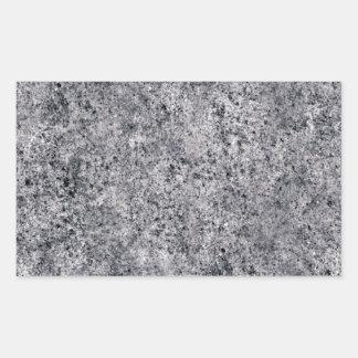 Tiling sand texture rectangular sticker