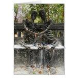 Till Death Do Us Part ... Nong Khai, Thailand Greeting Card
