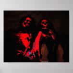 Till Death Do Us Part (Red) #1 - Fine Art Print
