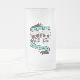 Till Death Do Us Party Beer Mug