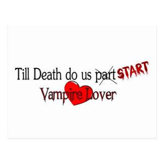 Till Death do us start Post Cards