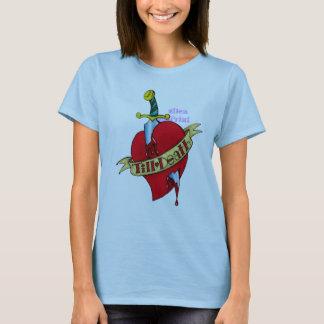 Till Death Heart T-Shirt