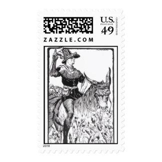 Till Eulenspiegel Stamps