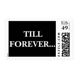 Till Forewer Stamp