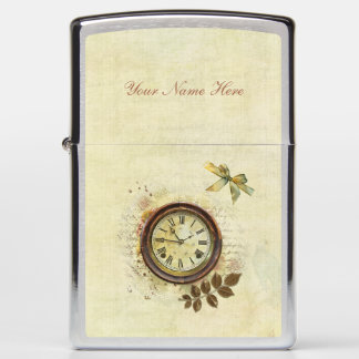 Till The End of Time Victorian Zippo Lighter