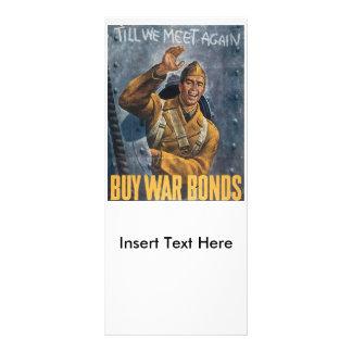 Till We Meet Again World War II Rack Card