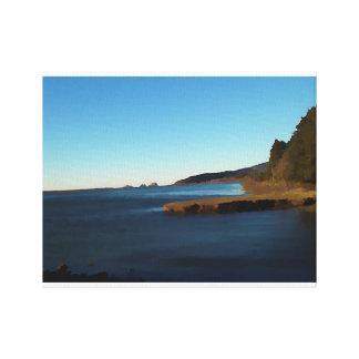 Tillamook Bay Canvas Print
