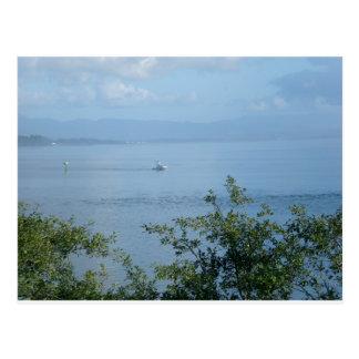 Tillamook Bay Postcard