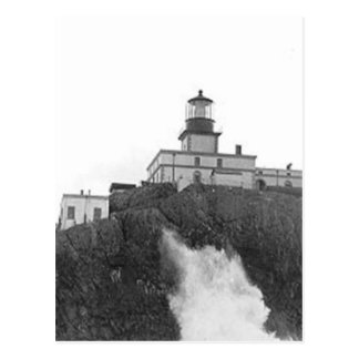 Tillamook Rock Lighthouse Postcard