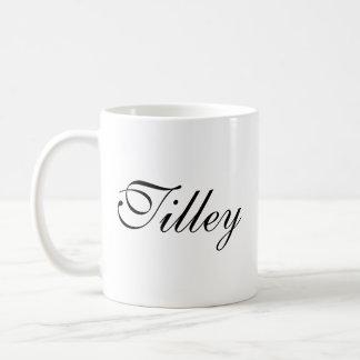 Tilley Mug