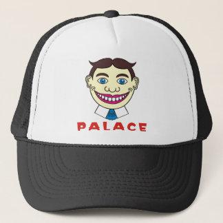 Tillie over Palace Letters Trucker Hat
