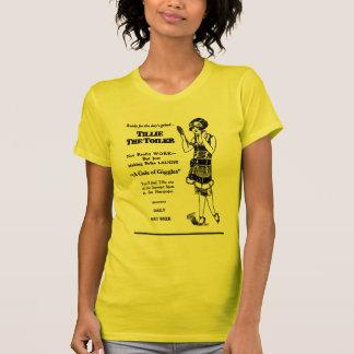 Tillie The Toiler vintage comic strip T-Shirt