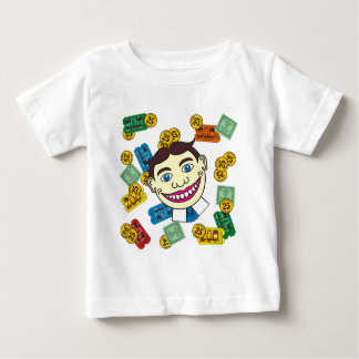 Tillie, Tokens, and Tickets. T-shirt