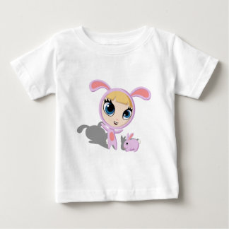 Tilly and Creampuff the Rabbit Tshirt