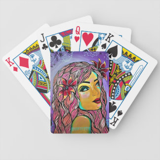Tilly Bicycle Playing Cards