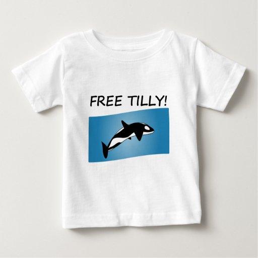 Tilly libre remeras