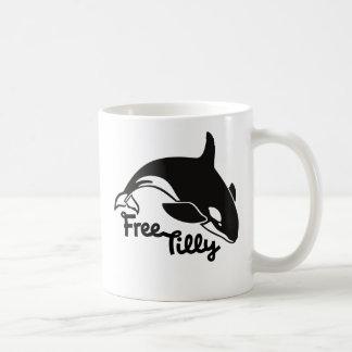 Tilly libre taza
