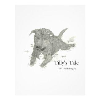 Tilly Plantilla De Membrete