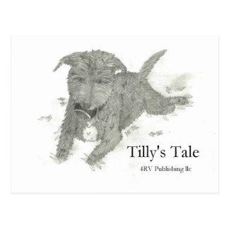 Tilly Postcard