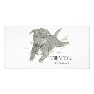 Tilly Tarjetas Personales Con Fotos