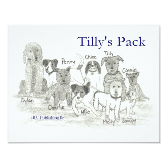Tilly's Pack Card