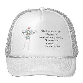 Tilly's Pearls of Wisdom Trucker Hat