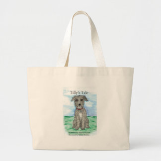 Tilly's Tale Jumbo Tote Bag