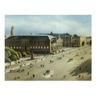 Tilo del arsenal, c.1855 de la guarida de Unter Postales