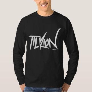 Tilrion Logo in white Dresses