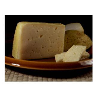 Tilsit Cheese Postcard