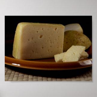 Tilsit Cheese Poster