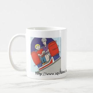 Tilt-a-Whirl with Grandma Mug