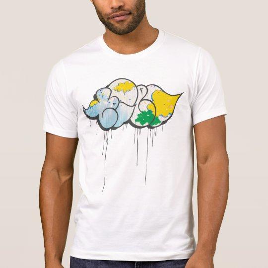 """Tilt """"Cloudy Names"""" 3 T-Shirt"""