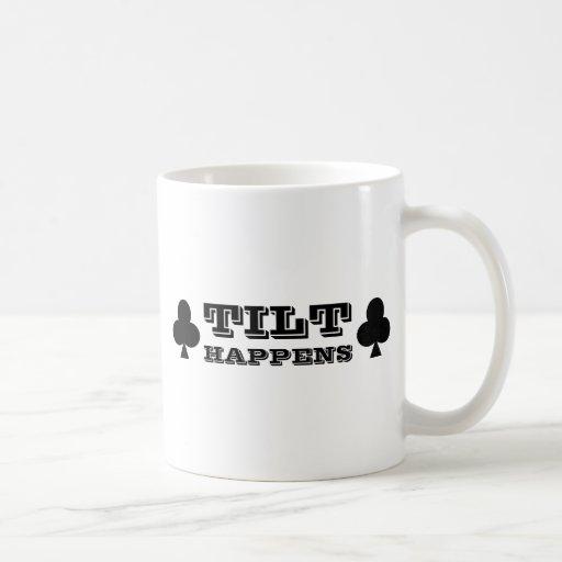 Tilt Happens Coffee Mug