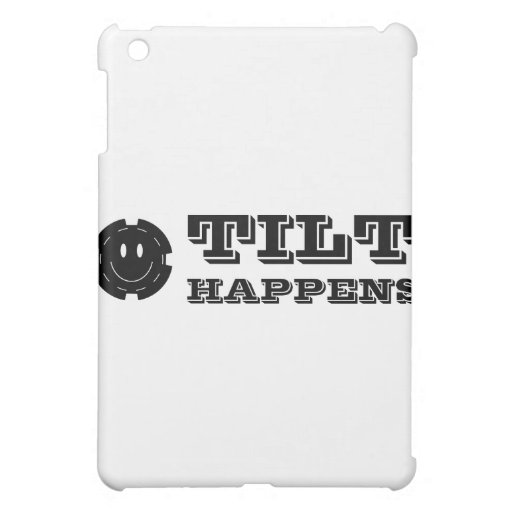 Tilt Happens Cover For The iPad Mini