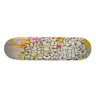 """Tilt """"Real Graffiti Love"""" Part II Skateboard"""