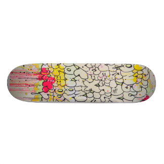 "Tilt ""Real Graffiti Love"" Part III Skateboard"